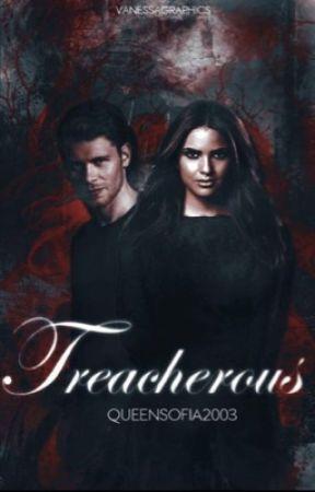 Treacherous » Klaus Mikaelson by QueenSofia2003