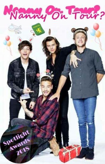 Nanny On Tour? │ One Direction Fanfiction │ OC x ?