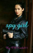 spy girl by CBKrebel14