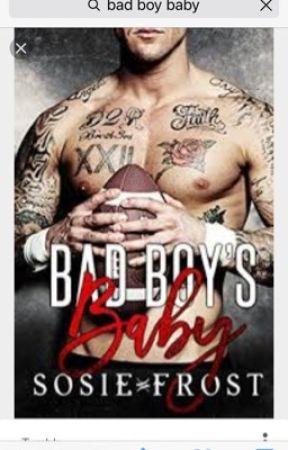 bad Boy's baby by najaflexin