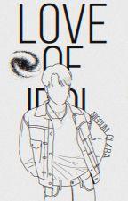 love of idol | p.jimin by nigrumclara