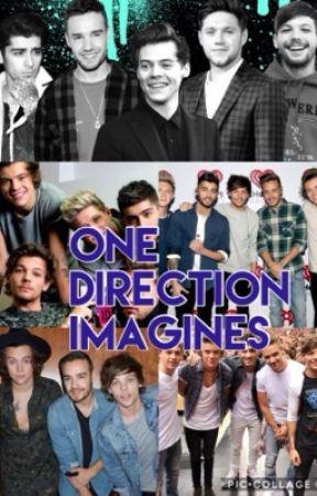 One direction imagines  by james123bridges