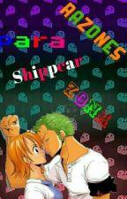 Razones para shippear zona by Roze2255