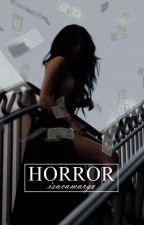 horror // justin bieber by isacamargo