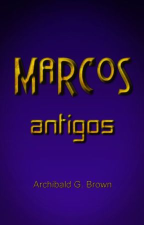 Marcos Antigos by SilvioDutra0
