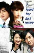 ^I Found Her Lost DIARY^      (First Part-COMPLETED) by xtineLee