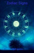 Le Zodiac Signs by Itsybits