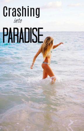Crashing into Paradise by green-tees