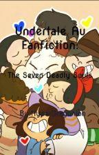 Undertale Au: GrouoTale Fanfiction by HyperDragonion