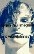 Logan Paul imagines by Arbriejohnnay
