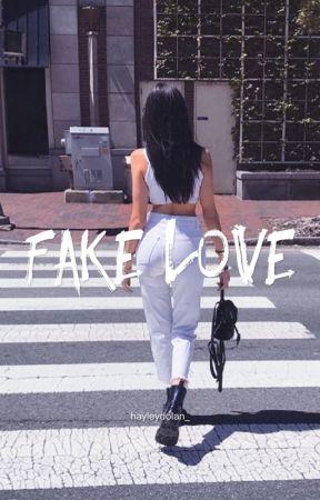 Fake Love | G.D by hayleydolan_