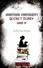 Morthon University : Secret Diary by ELRionCae