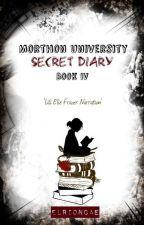 Morthon University : Secret Diary by ELRionCae