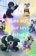 Les AU sur une Chatroom  [Terminer] by GenevieveForgues