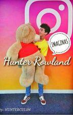 Hunter Rowland ೃ° Imaginas by netflixbesson