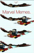 Marvel Memes. by taehyxng_k