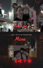 """You're Mine"" ー yoonmin ⚣ by taesthestic"
