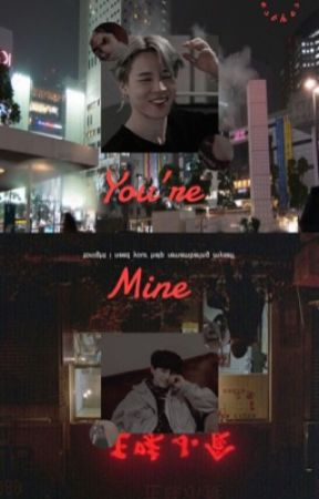 """""""You're Mine"""" ー yoonmin ⚣ by taesthestic"""