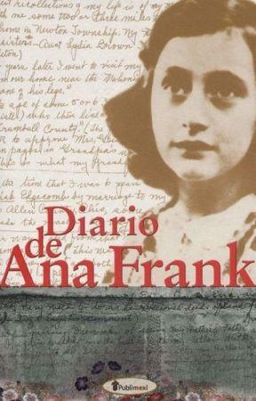 El Diario de Ana Frank. by SalomeVM