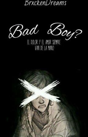 Bad Boy «Percico» by BrxckenDreams
