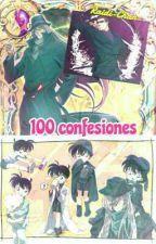 100 confesiones  by Raidi-chan