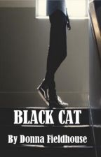 BLACK CAT by donnaf1828
