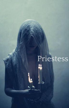 Priestess by chiskey56