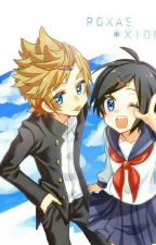My Life Changed When I met You- Xion x Roxas by Chii_Q