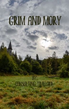 Grim and Mory by consulting_timelord_