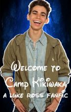 Welcome to Camp Kikiwaka - Luke Ross x Reader by xxsartorius38