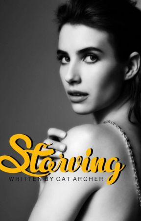 Starving ✘ James Patrick March by Cat_Archer
