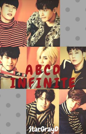 ABCD  [INFINITE] by StarGrayD