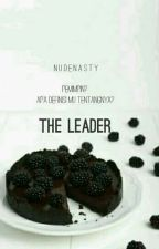 THE LEADER  #WHITE 1 by NudeNasty