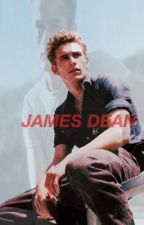 James Dean  ;  young james franco. by mattxniall