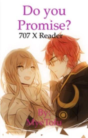 Do You Promise? (707 X Reader) - I am Asian - Wattpad