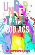 •Undertale Zodiacs • by MaJanggeum