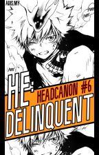 He, Delinquent? (KHR Headcanon) by -idxris