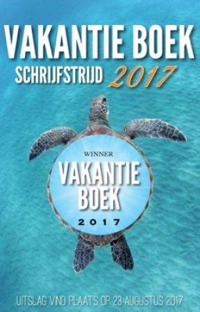SCHRIJFSTRIJD 2017 (gesloten) |☀️| #VAKANTIEBOEK by VAKANTIEBOEKENNL