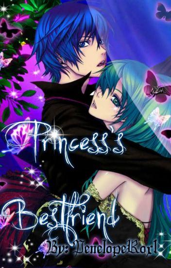 Princess's Bestfriend(My MikuxKaito fanfic)