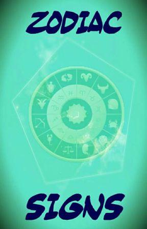 Zodiac Signs by Methredhel