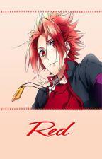 Red.  One-shot  (Iosuke, BroCon) by Cxphart-