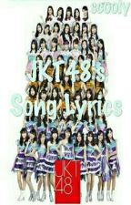 JKT48 Song Lyrics  by scooly