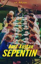 Kost-kostan Sepentin [Seventeen] by svt_dokyum