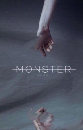 [Oneshot][NamJin] Monster by Shine_on_Jin