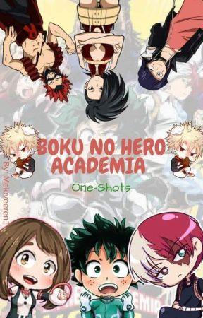 My Hero Academia Oneshots - Bakugou x Reader (School project) Slight