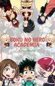 My Hero Academia Oneshots by MC_SUGA