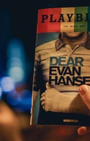 Dear Evan Hansen One-Shots by time2dancecpj