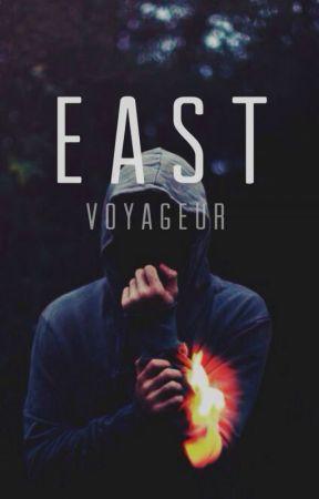 East by voyageur