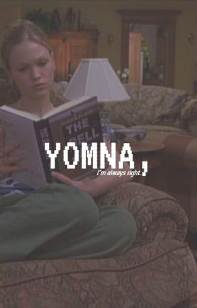 Yomna, by ArabianDrake