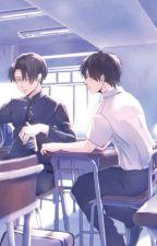 Thank you (Highschool AU) (Ereri/Riren) by MyEreriSenpai